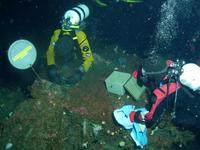 Recovery of Exposure Experiments at Cape Evans