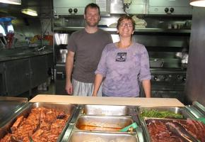 Cooks on the Melville