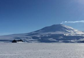 Little Razorback and Mt. Erebus