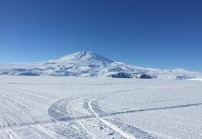 Mt. Erebus and Turks Head Bay