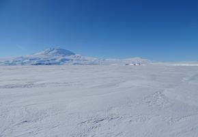 Mt. Erebus, Turks Head Bay, and Turtle Island
