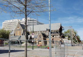 Christchurch Cathedral October 2012