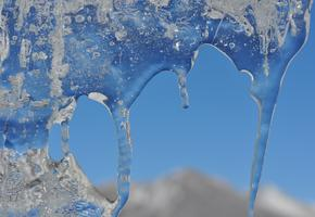 Ice Sculptures on Lake Fryxell